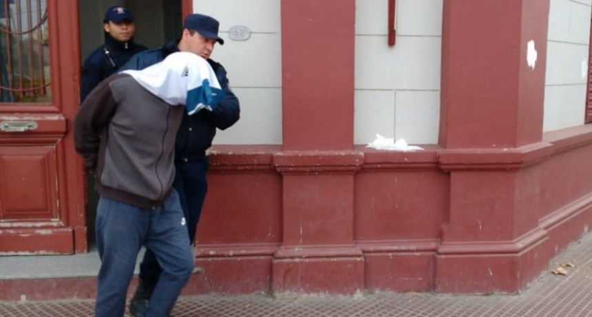 Villa Mercedes: a la cárcel por robo