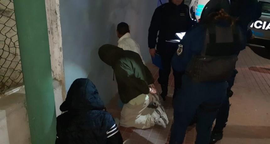 San Luis: la Policía detuvo a seis hombres en distintos procedimientos