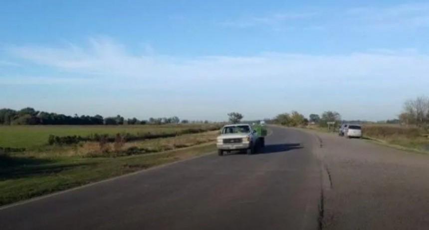 Dos jóvenes murieron al chocar de frente con sus motos