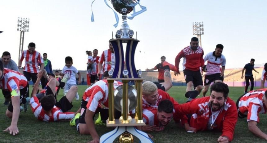 Sp. Villa De La Quebrada campeón del Torneo Apertura