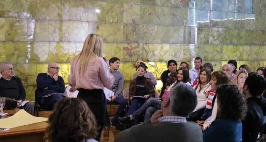 La obra social DOSEP brindó una capacitación a sus trabajadores en el Molino Fénix