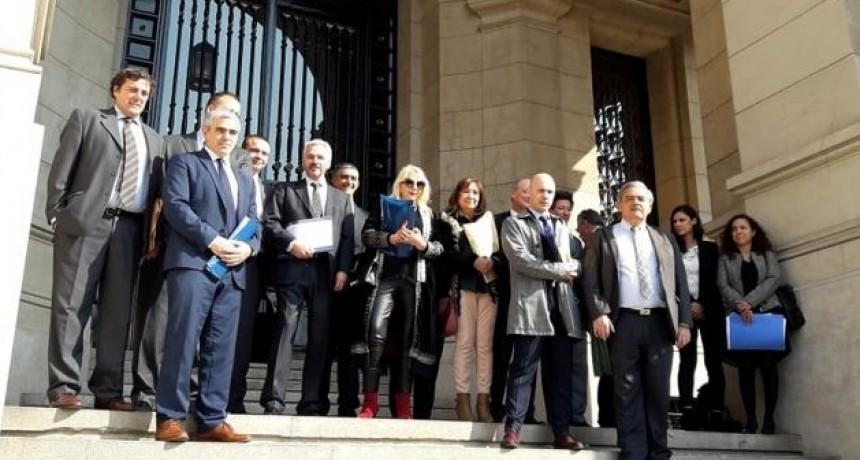 San Luis junto a otras 15 provincias demandó a la Nación por alterar el régimen de coparticipación federal