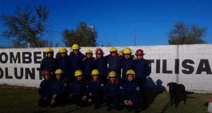 Bomberos de Tilisarao se ofrecen para sofocar el incendio en el Amazonas
