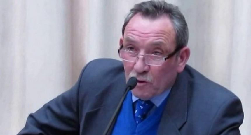 Murió el senador provincial Víctor Hugo Alcaraz