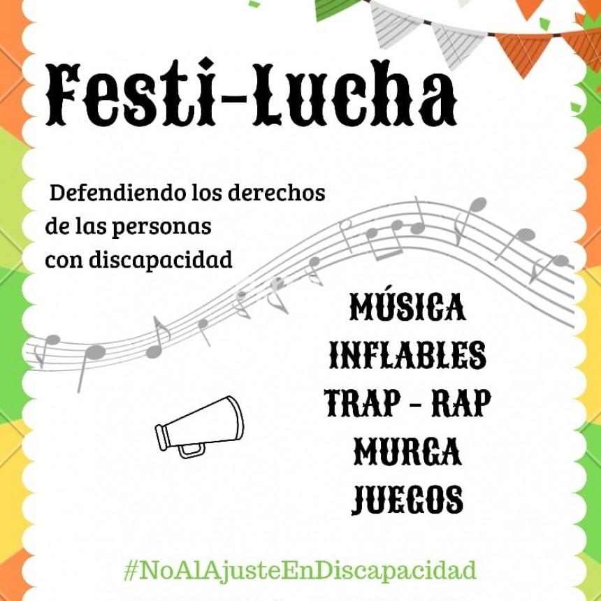 El Centro de Día la Esperanza realizará el Festi-Lucha: #NoAlAjusteEnDiscapacidad