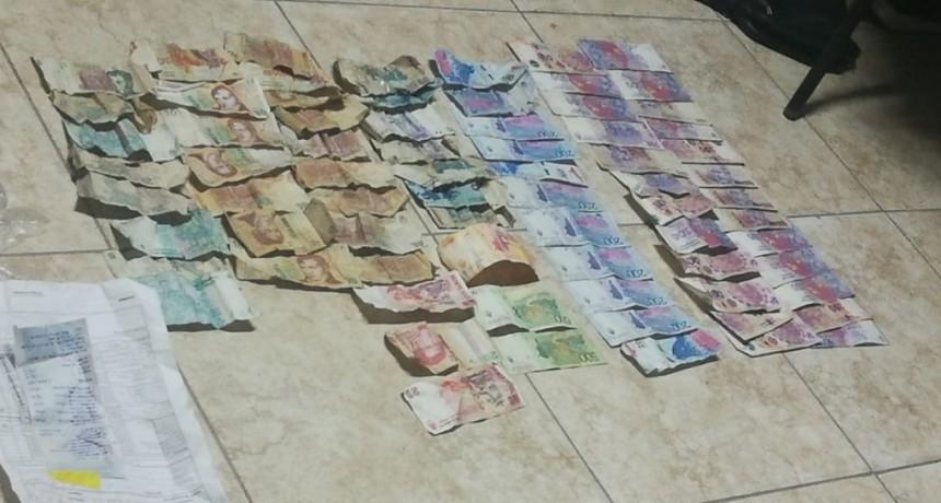 Desaguadero: demoraron a dos hombres con droga en un control policial