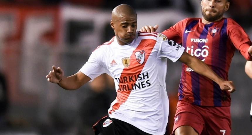 Ordenan detener en Paraguay a Nicolás De la Cruz, jugador de River