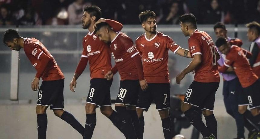 Copa Argentina: Independiente enfrenta hoy a Patronato en
