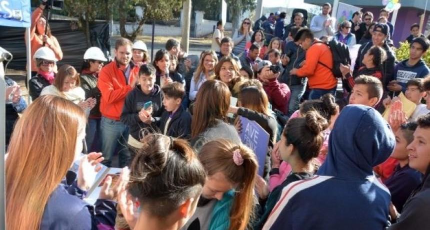 Una nueva obra bajo las tribunas del Ave Fénix albergará a 125 chicos de la escuela generativa
