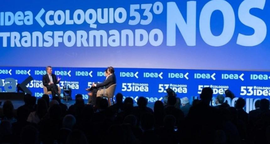 Empresarios pidieron que Macri y Fernández lleguen a un acuerdo para que el proceso electoral transcurra con tranquilidad