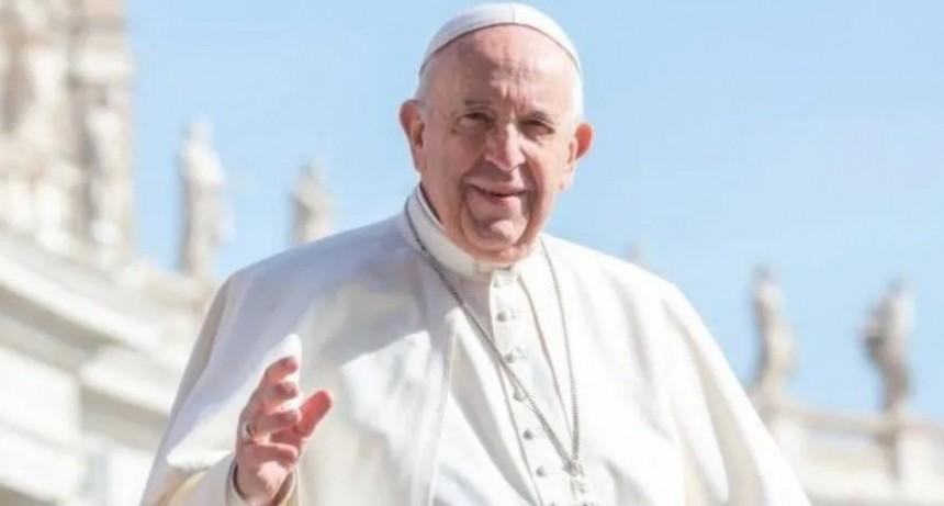 Francisco pidió rezar y cuidar los pulmones del mundo