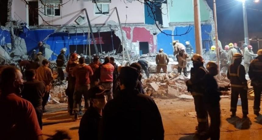 San  Luis: investigan las circunstancias del derrumbe de una vivienda