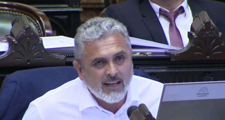 """Diputado nacional Carlos Ponce: """"Ya tenemos la normativa legal para que Nación pueda disponer de los fondos para pagarle la deuda a San Luis"""""""
