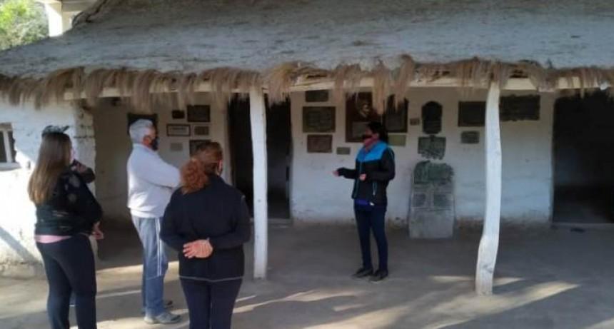 Luego de su reapertura, las casas culturales recibieron visitantes de toda la provincia