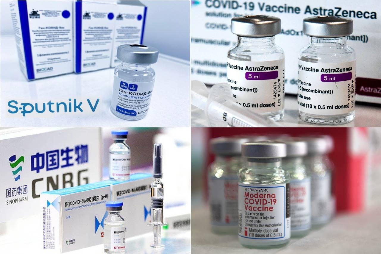 Juan Talia habló sobre la  inscripción de voluntarios para combinación de vacunas