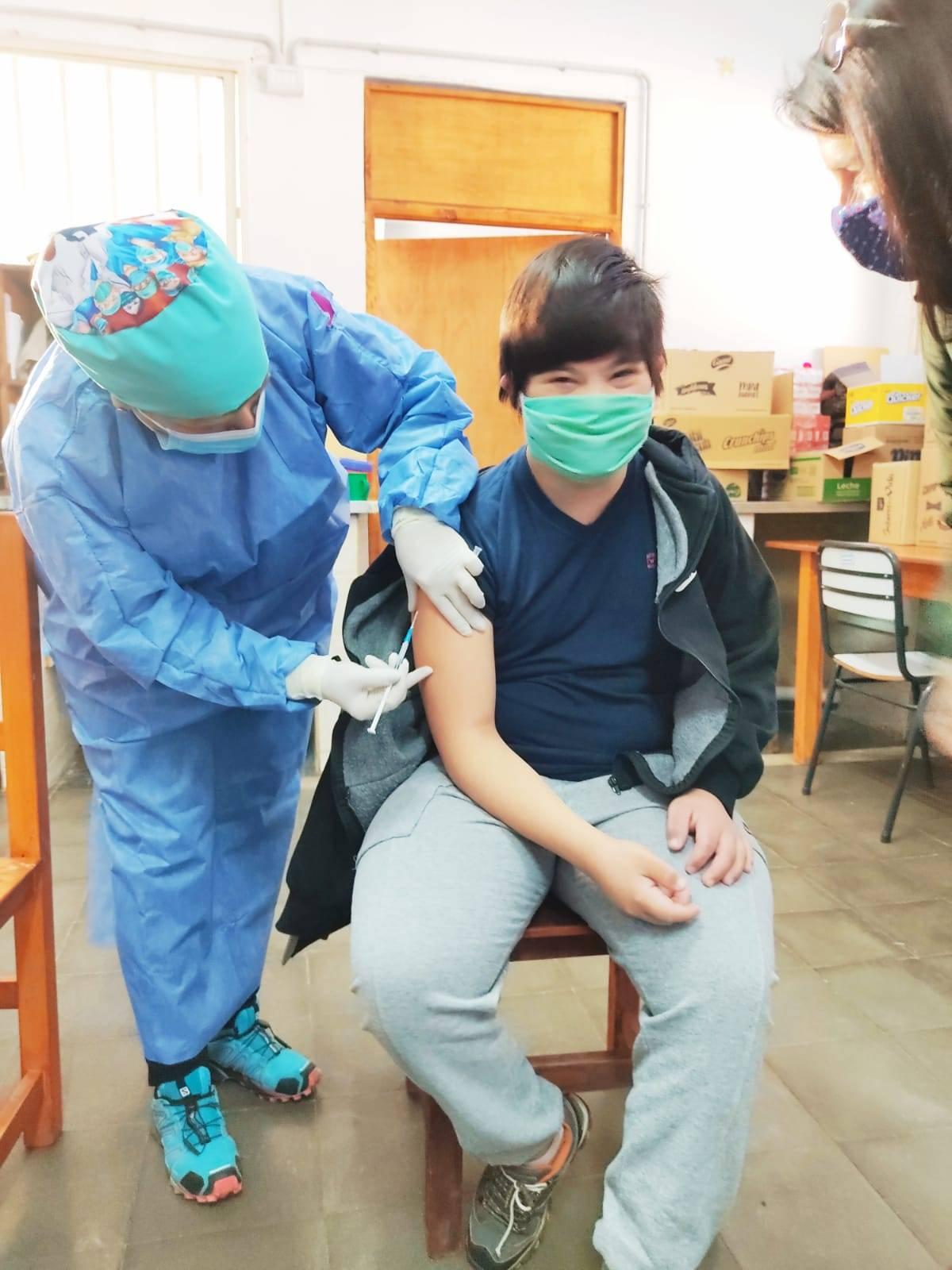 La doctora Rosa Dávila habló sobre el Operativo de Vacunación
