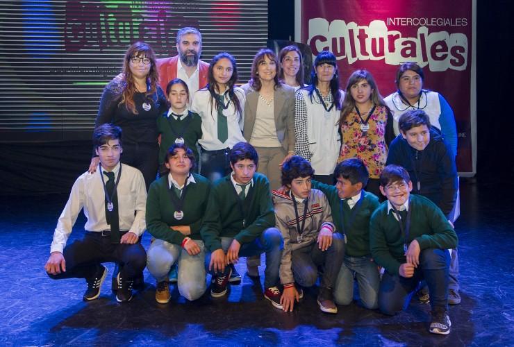 La fiesta de los Intercolegiales Culturales ya está en marcha