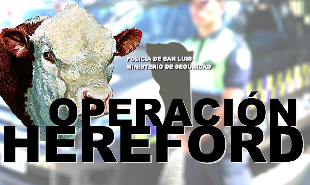 Operación Hereford: Amenazan a un potencial testigo
