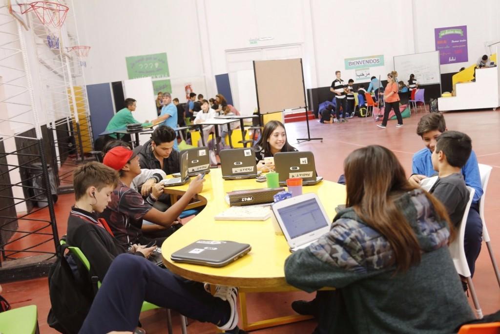 Nueva Escuela Generativa en el Barrio San Martin