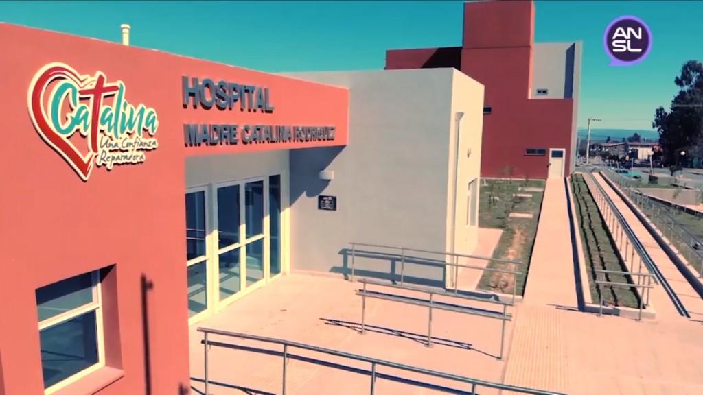 Inauguraron el Hospital