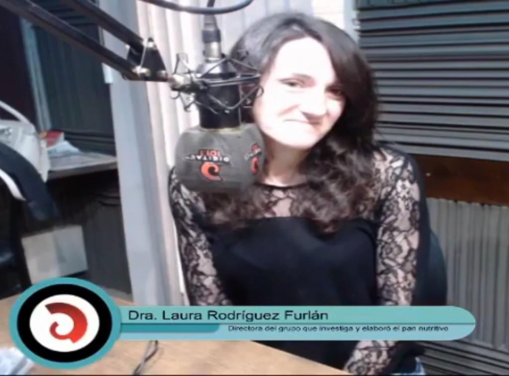 Dra. Laura Rodríguez Furlán en #DigitalSanLuis