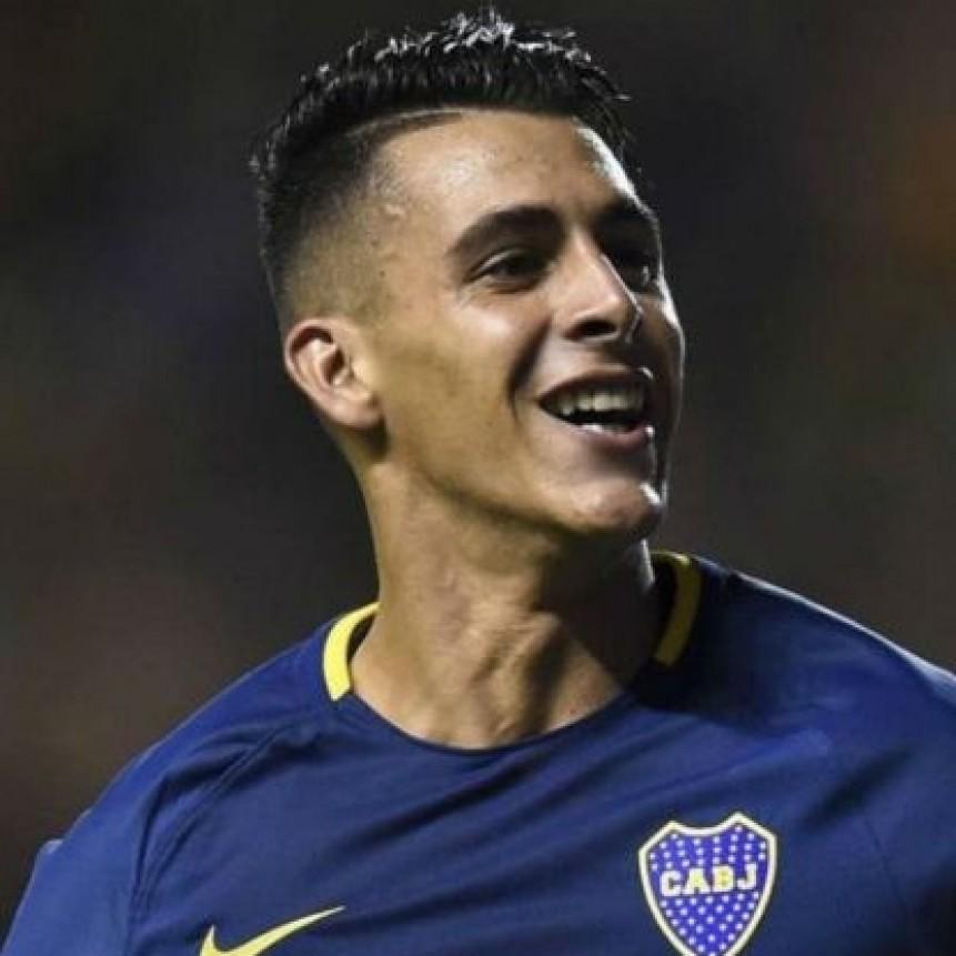 La definición de Pavón que le da el triunfo a Boca ante Vélez