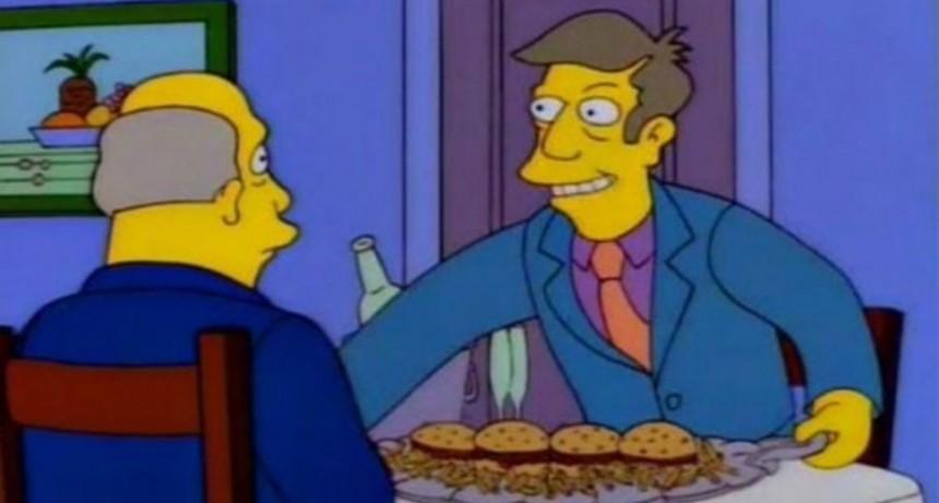 Furor por la versión argentina de Los Simpson