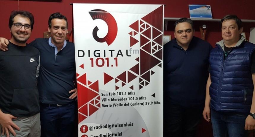 Los protagonistas del Rally de San Martín en Digital