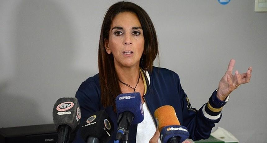 Ministra Zabala Chacúr: