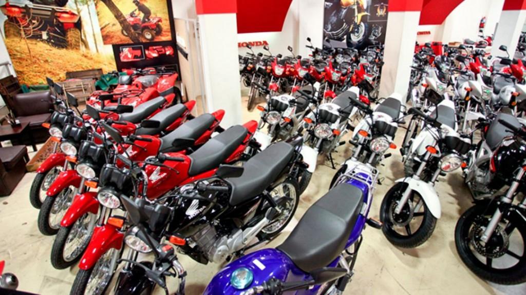La venta de motos tuvo una caída de 33% en agosto