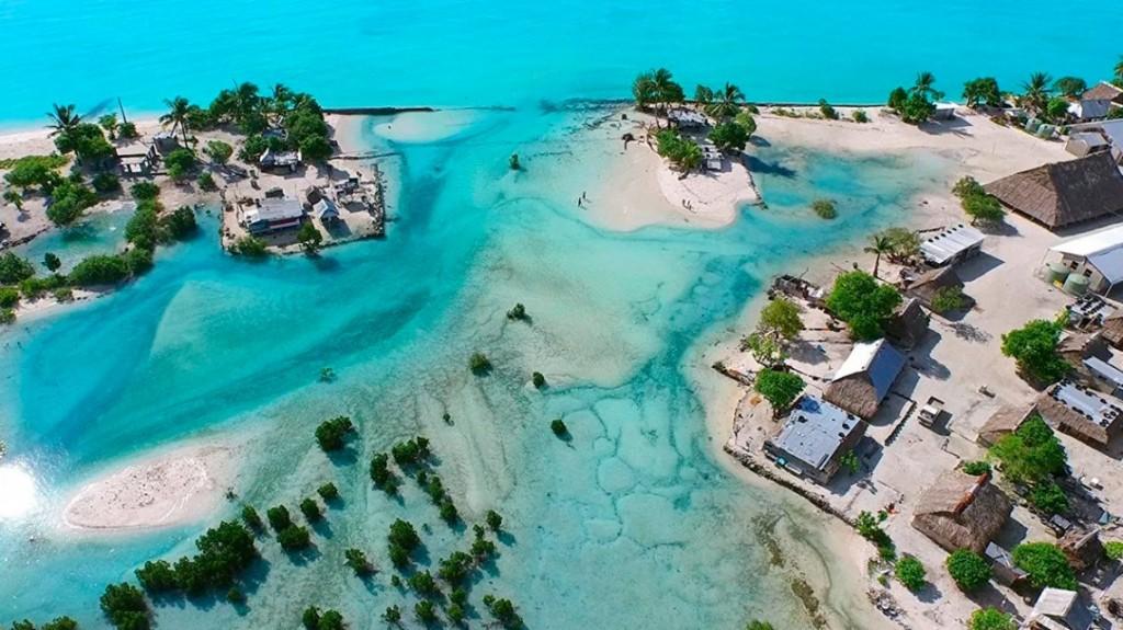 Kiribati, el primer país que desaparecerá por el cambio climático