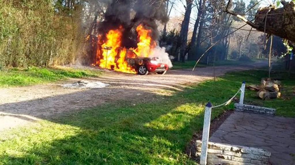 Un jubilado fue asesinado y prendido fuego: un jardinero confesó el crimen