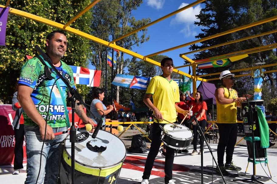 """San Luis abraza a Brasil"": Se viene una nueva fiesta cultural"
