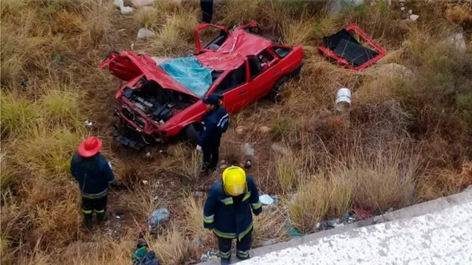Accidente fatal: un hombre falleció en un accidente de tránsito en Lujan