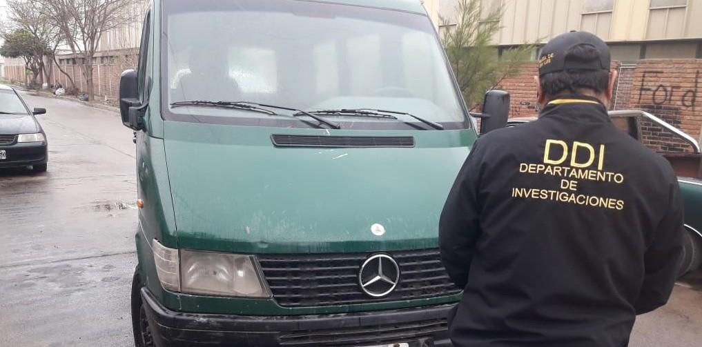San Luis: recuperaron un vehículo que había sido robado