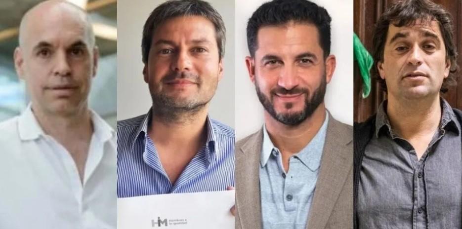 El debate de candidatos a Jefe de Gobierno porteño se hará el 10 de octubre