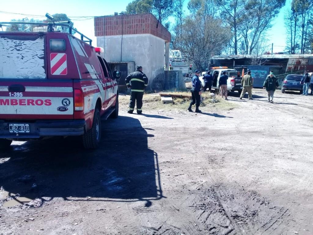 San Luis: falleció un empleado de SerBa tras caerse a un pozo