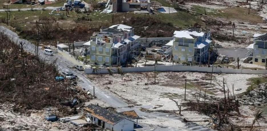 Ya son 52 los muertos por Dorian en Bahamas y hay 1300 desaparecidos