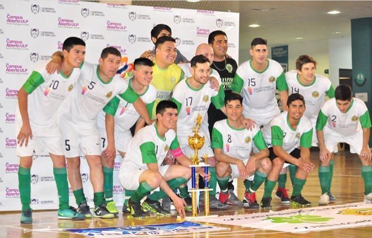 Celtic se quedó con el cupo para el Torneo Nacional de Futsal