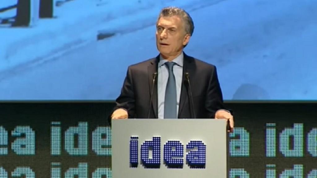 A una semana de las elecciones, Macri, Lavagna y Vidal participarán del Coloquio de IDEA