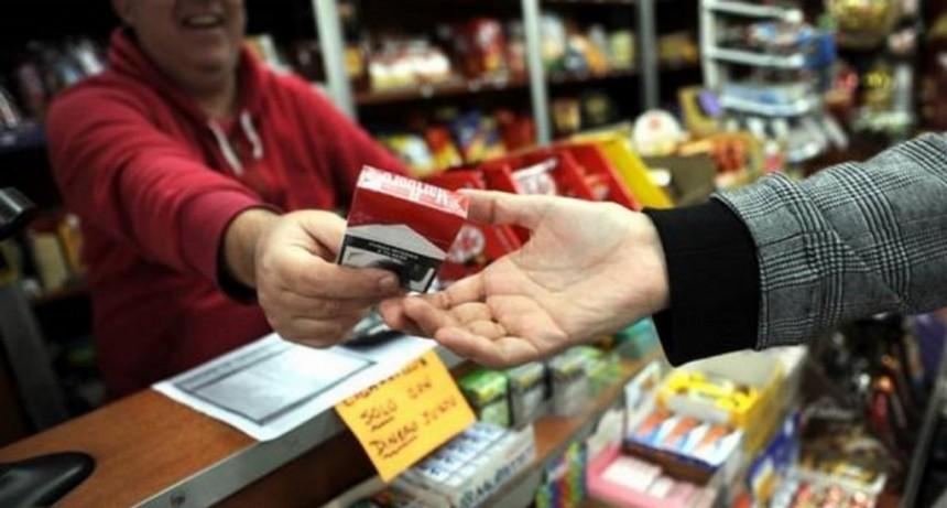 Vuelven a aumentar los cigarrillos: cuestan 6% desde este lunes