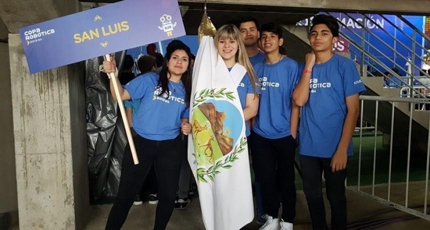 Copa Robótica 2019, una experiencia inolvidable para estudiantes puntanos