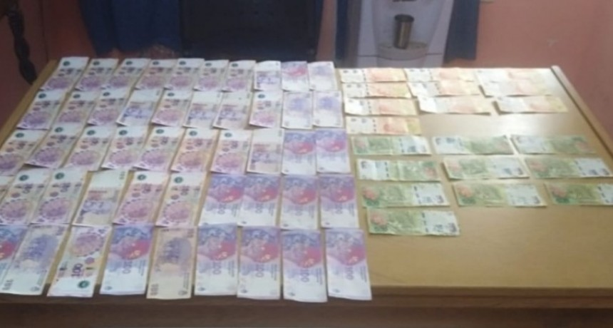 Tilisarao: detuvieron a un hombre que le robó 29 mil pesos a un anciano