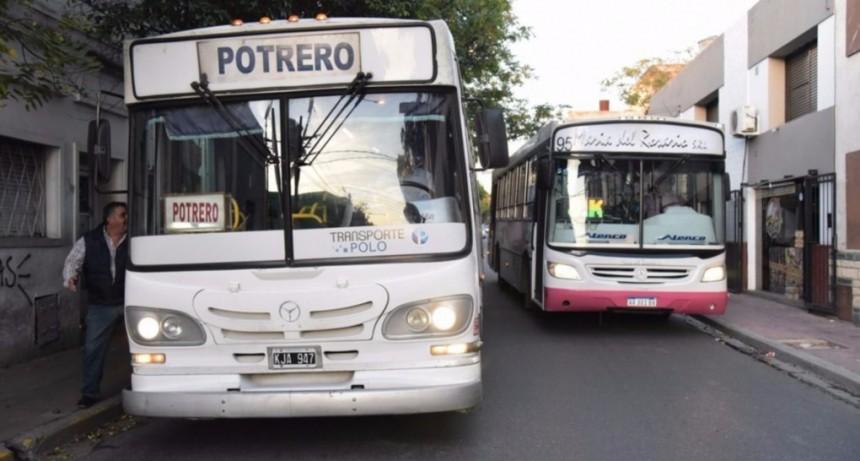 Interurbano: UTA amenaza con medidas de fuerzas por tiempo indeterminado