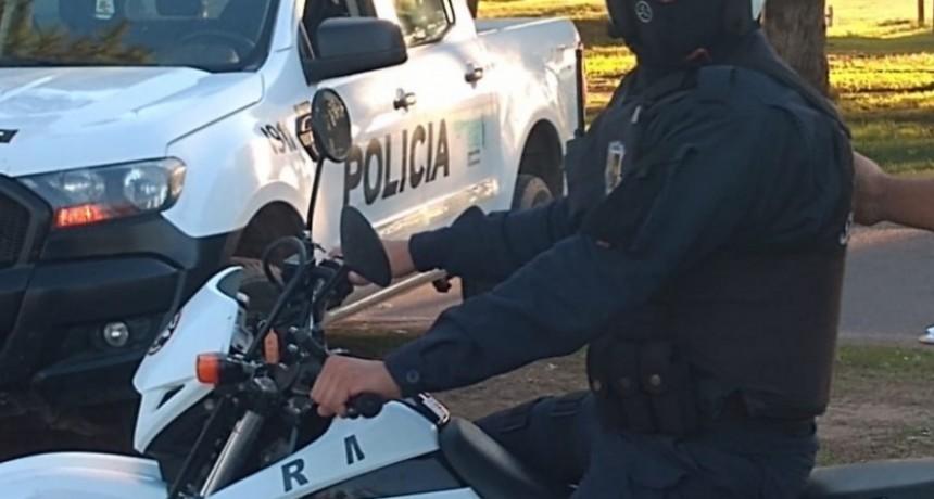San Luis: detuvieron a dos hombres que tenían pedido de captura