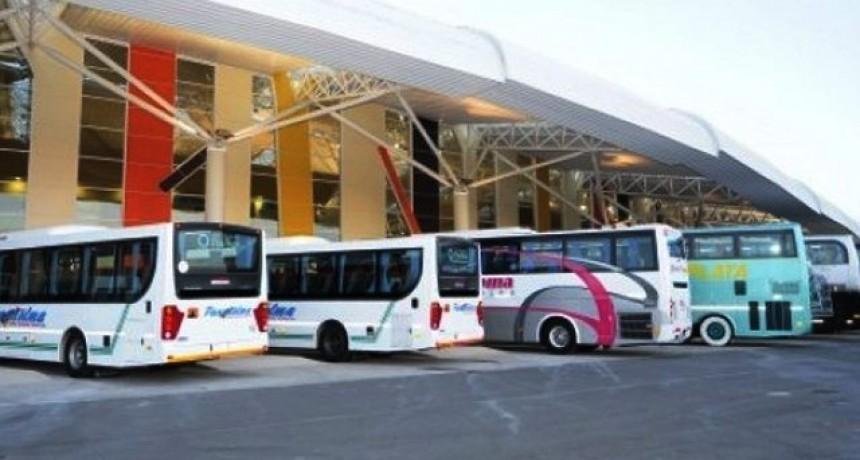 Interurbano: UTA adelantó el paro, a partir de las primeras horas de este miércoles no habrá servicio