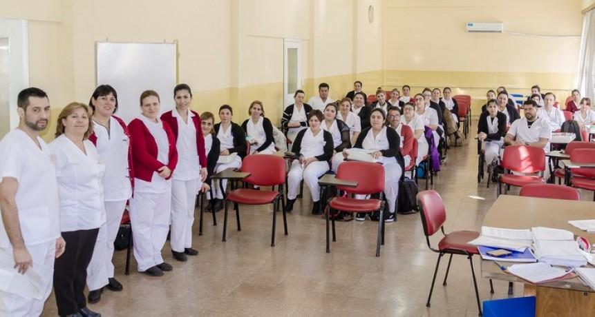ULP Virtual: Enfermería es la carrera más elegida por los puntanos