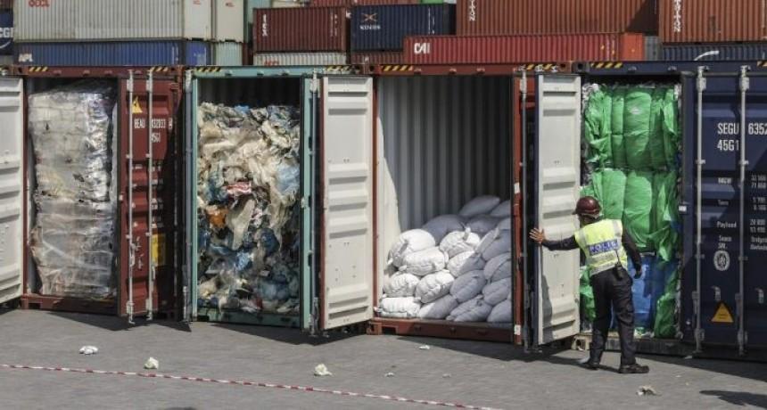 San Luis repudia el decreto del Gobierno nacional que permite importar residuos contaminados