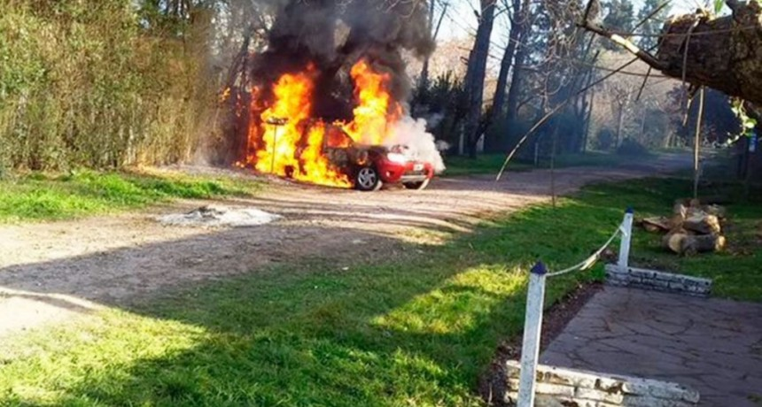 Se negó a declarar el único acusado de prender fuego a un jubilado en Moreno