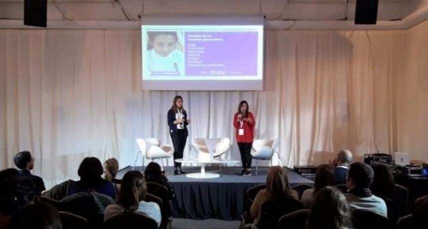 San Luis expuso sobre las escuelas generativas en el encuentro Transformando Escuelas 2019